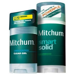 FREE Mitchum Deorodant at CVS