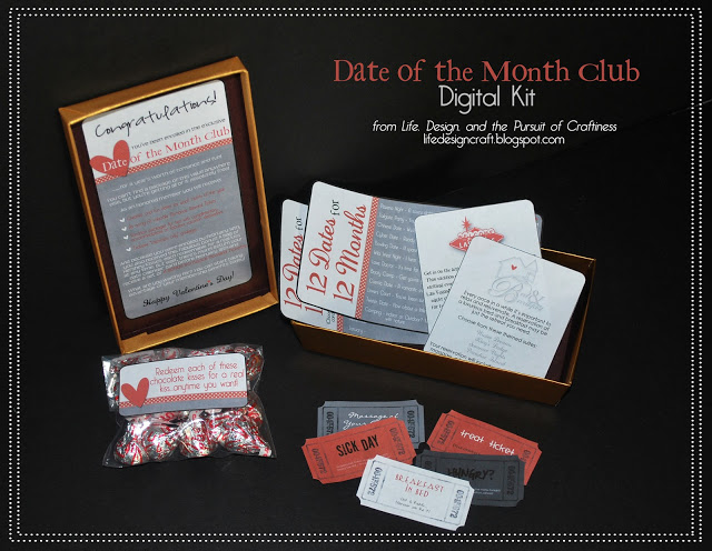 Spice Up Date Night With Date Of The Month Kit Giveaway