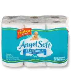 Print Out A New 1 Angel Soft Toilet Paper Coupon