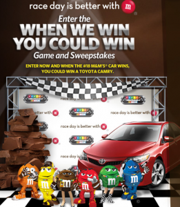 m&m-instant-win-game