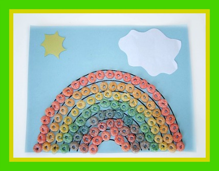 St-Patricks-Day-Fruit-Loops-Rainbow-Craft4