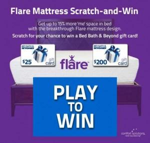 flare-matress-scratch-win-game