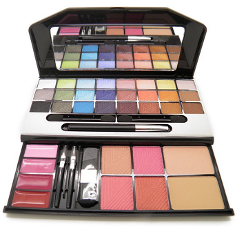 Complete eye makeup kit