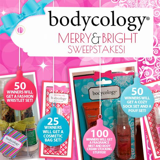bodycology-sweepstakes