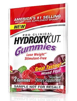 hydroxycut-gummies