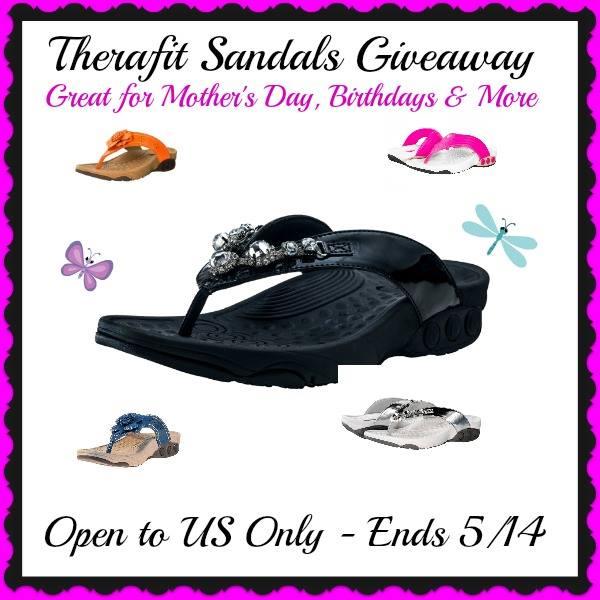 therafit-sandals