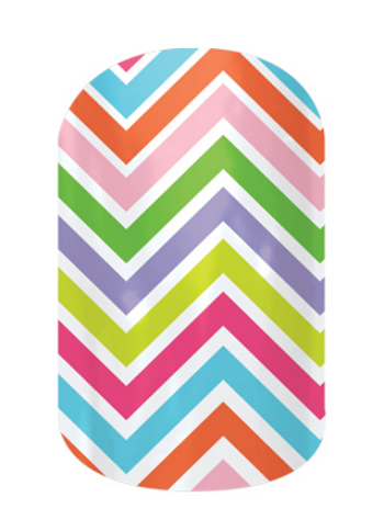 jamberry-chevron-nails