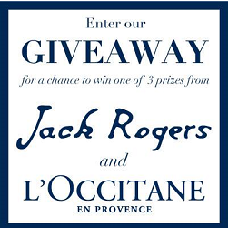 JACK-ROGERS-AND-LOCCITANE-GIVEAWAY