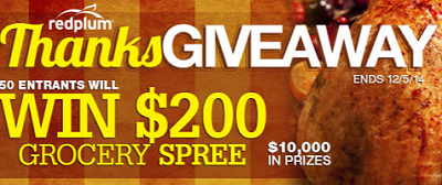 ThanksGiveaway-Sweepstakes