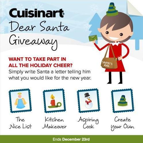 cusinart-dear-santa-giveaway