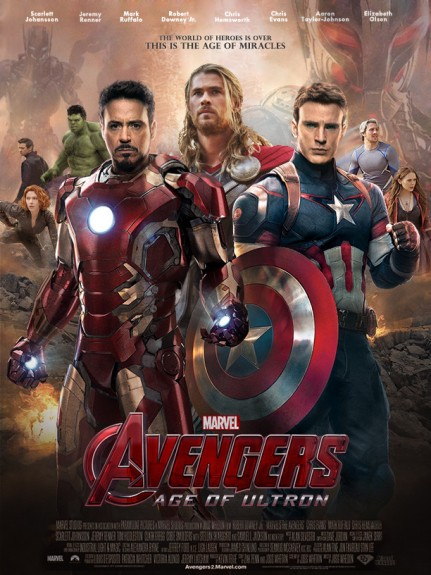Free movie tickets to avengers age of ultron thrifty for Tour avengers