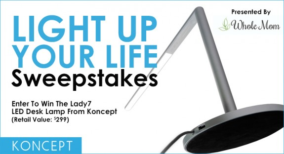 Light up your live sweepstakes