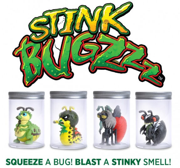 stink bugzzz logo preskit