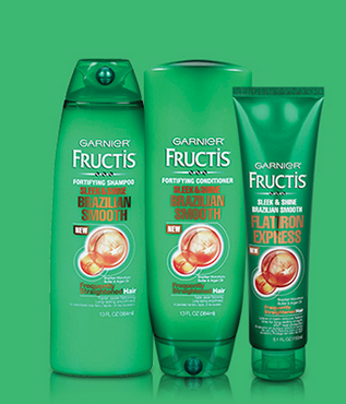 Free Sample of Garnier Fructis Brazilian!!!