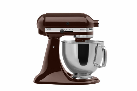 Thrifty Momma Ramblings Win A Chocolate Brown Kitchenaid