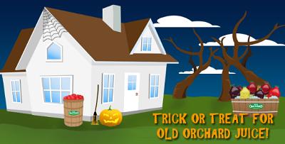 Old-Orchard-Juice-on-Halloween