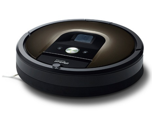 Win an iRobot Roomba 980 Floor Cleaner!