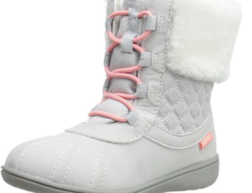HOT DEAL on Carter Winter Boots Just $8.40