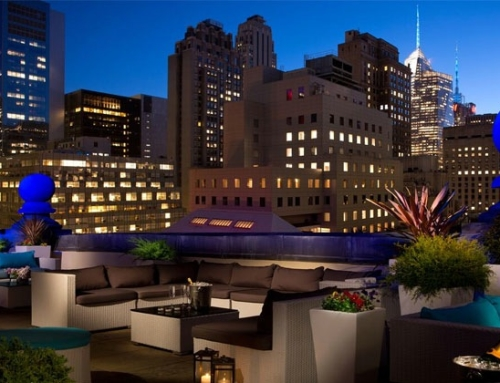 Win a stay for two at The Roosevelt Hotel in NYC!
