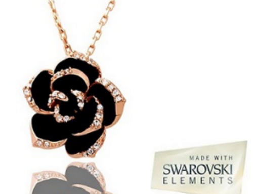 FREE Swarovski Elements Pendant