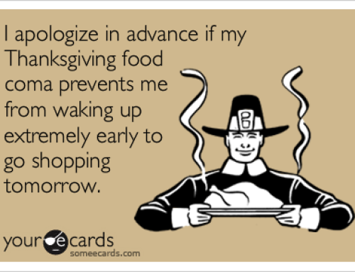 What is your favorite post thanksgiving meal activity!?