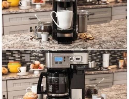 Win a Hamilton Beach Coffee Maker!
