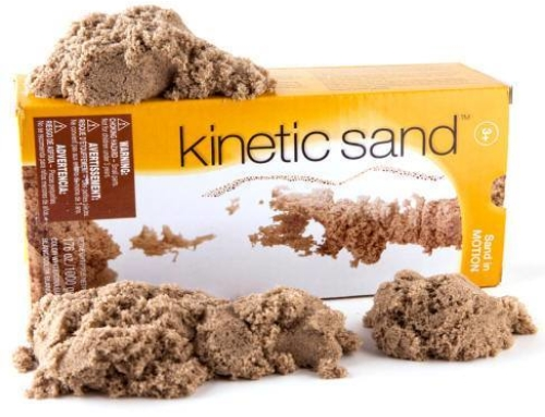 Enter to Win  Kinetic Sand!