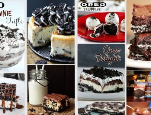 10 Awesome Oreo Dessert Recipes