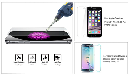 iPhone-and-Samsung-S6-Tempered-Glass-Screen-Protector