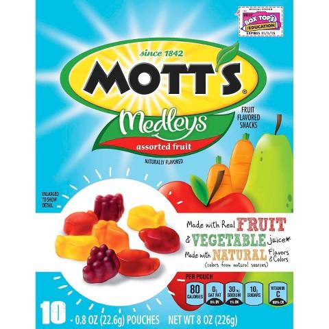 mottsfruitmedley