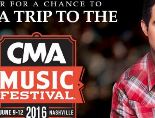 Win a Trip to the CMA Music Festival to Meet Eastin Corbin!