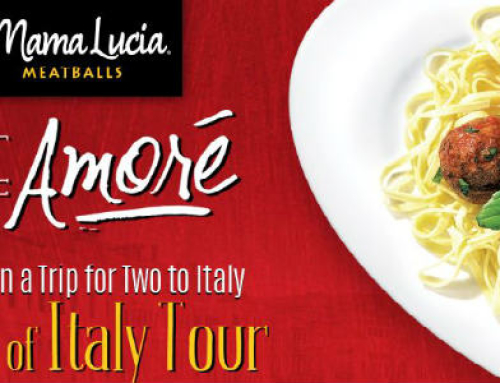 Win a 10 Day Taste of Italy Trip worth $9,500!