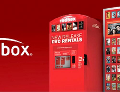 FREE Redbox DVD Movie Rental!