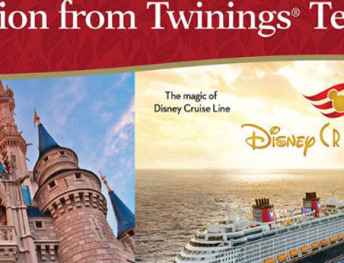 Enter to Win 1 of 250 FREE Twinings of London Prizes!