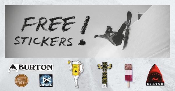 Burton Stickers copy