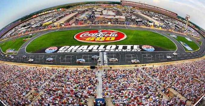 Coverage of the NASCAR Sprint Cup Series Coca-Cola 600 week at Charlotte Motor Speedway on May 30, 2010 in Concord, North Carolina.