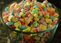 Just Marshmallows cereal