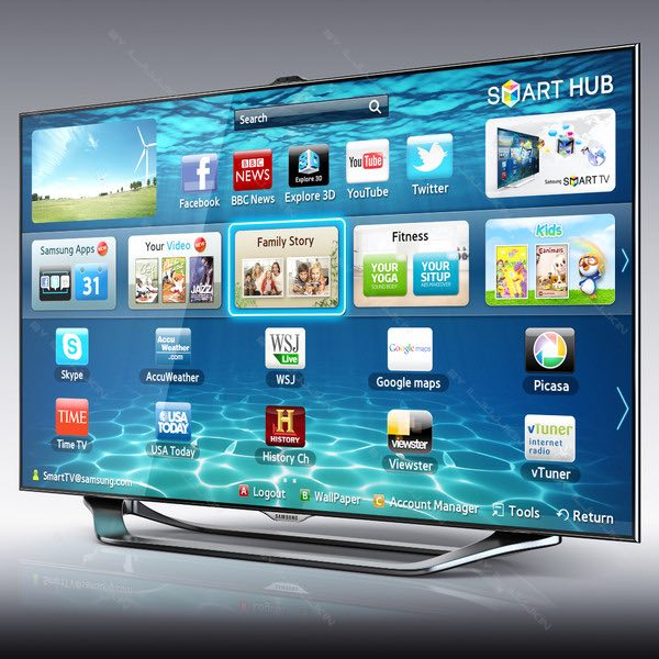 Samsung LED TV ES8000 - The SMART in Smart TV_1 copy