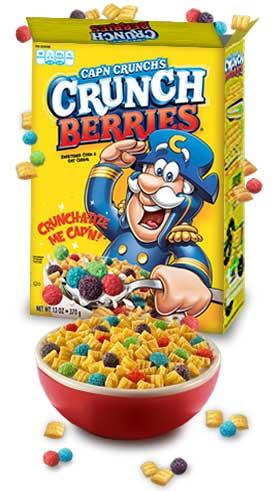 captain crunch copy