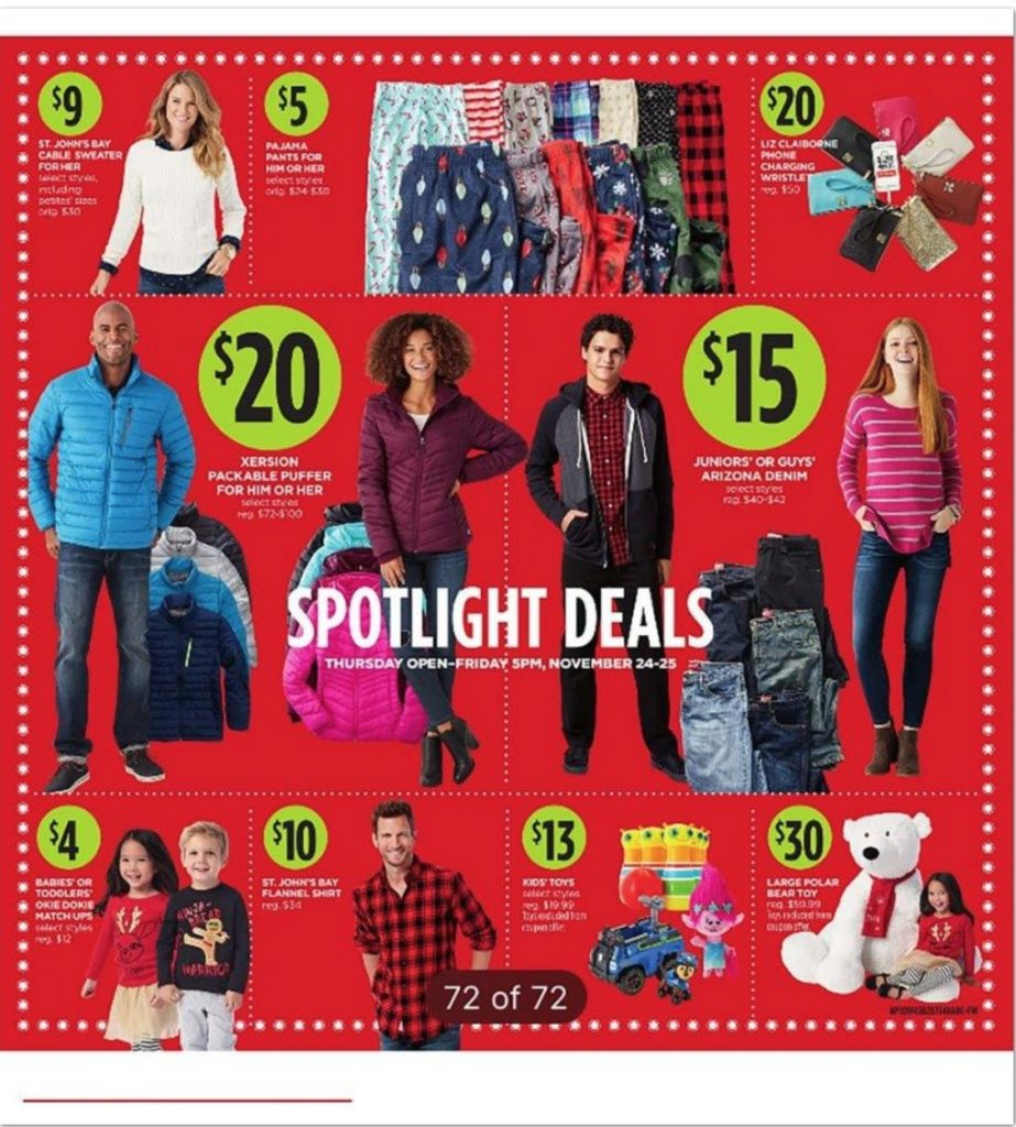 Jcpenney black friday ad for 2016 thrifty momma ramblings for Jc penneys