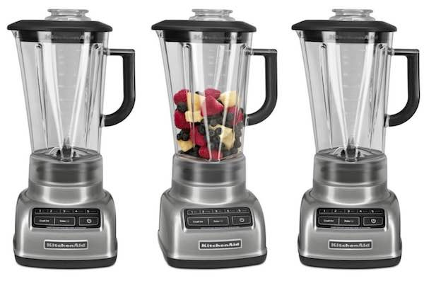 New! Enter The KitchenAid 5 Speed Diamond Blender Giveaway For Your Chance  To Instantly Win This KitchenAid 5 Speed Diamond Blender!