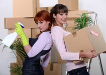 move out cleaning costs