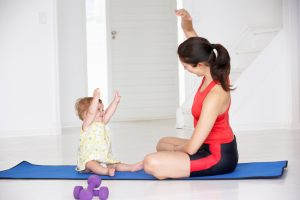 workouts for moms
