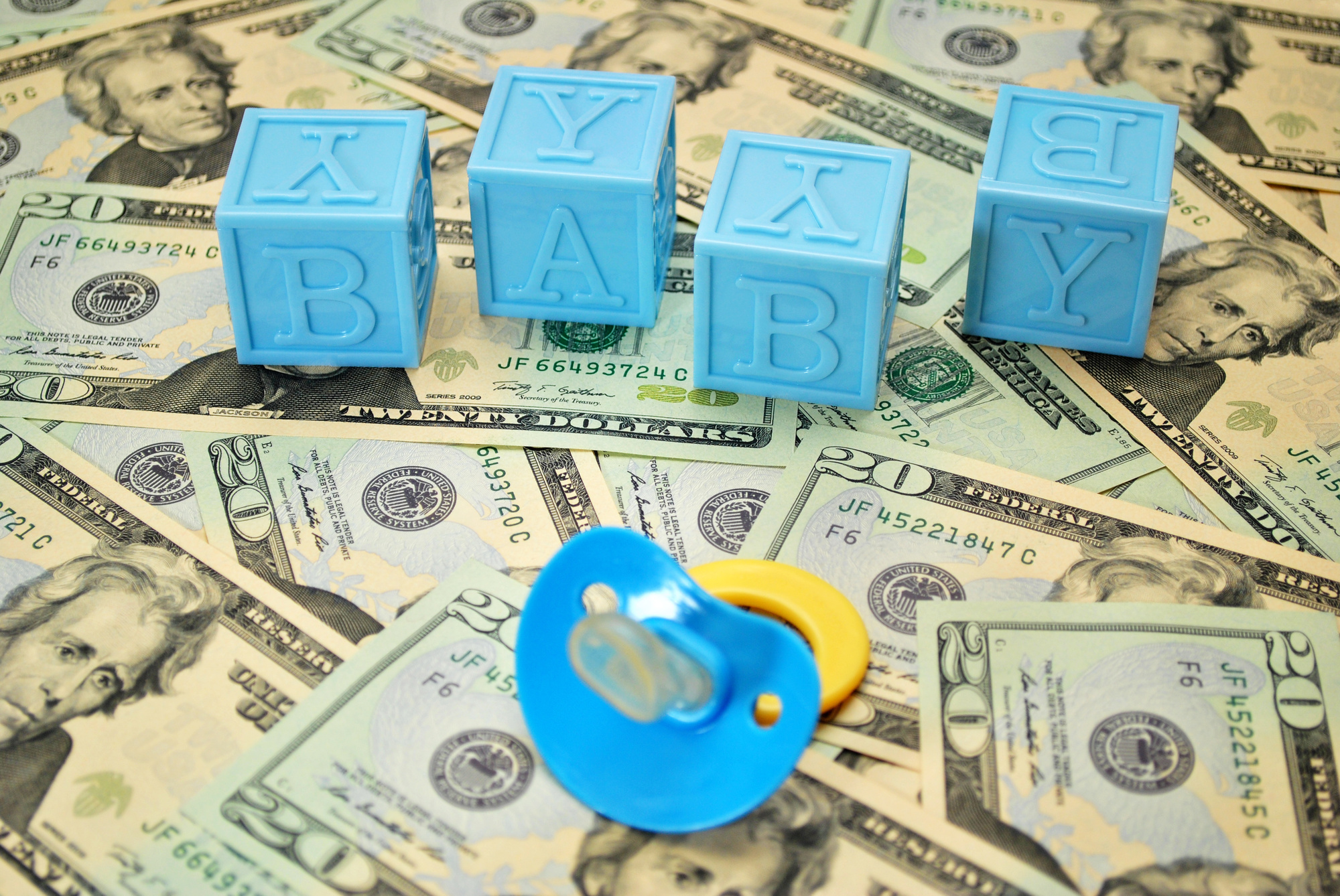 how to prepare for a baby financially