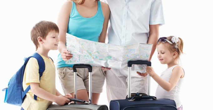 places to travel with kids