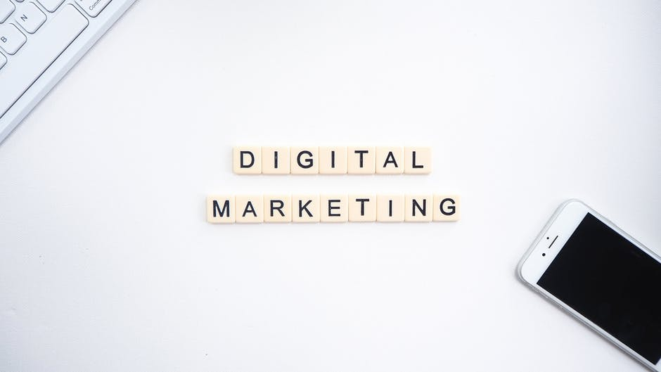 Digital Marketing Visualized