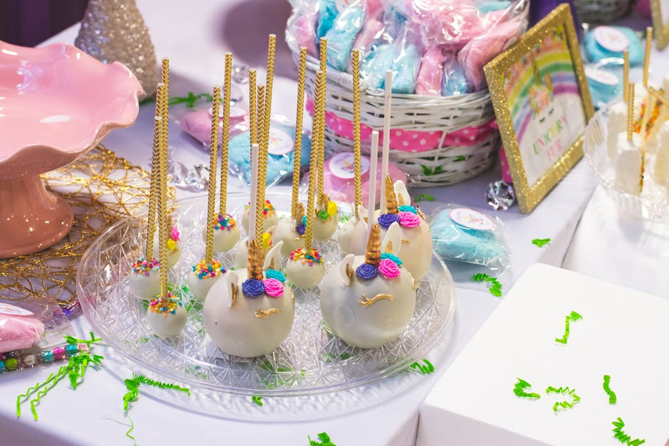 Unicorn-themed Birthday Party